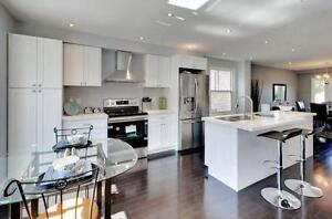 Beautiful Maple Kitchens Designed and Installed