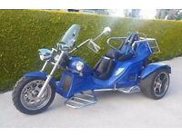 SOLD*BOOM Fun 500 Trike in Ultimate trim with reverse*SOLD