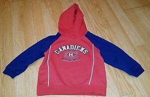 Canadiens hoodie / sweat à capuche
