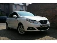 SEAT IBIZA SE 3 DOOR 2010 MANUAL PETROL QUICK SALE