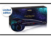 NEW! Babliss Curl Secret hair curler LIMITED EDITION COLOUR