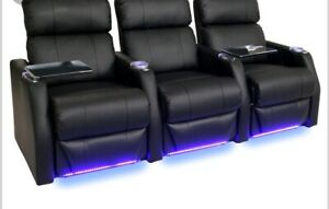 Home Theatre Cinema Seats or Family Room