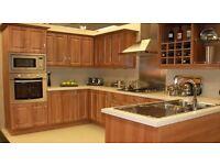 Kitchens For Sale, Walnut, White Gloss, Cream Gloss