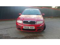 Skoda fabia 1.2, full service history, cheap tax and insurance