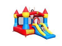 Bouncer Castle Hire: £50 per day
