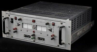 Kepco Bop 500m Industrial Rack Bipolar Operational Power Supply Amplifier Parts
