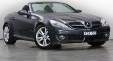 Convertible Mercedes-Benz Slk 2010 Metallic Grey Neutral Bay North Sydney Area Preview