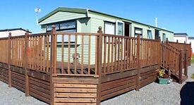 Amazing static caravan for sale ocean edge holiday park 12 month season
