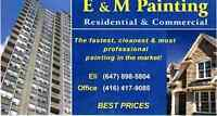 FAST CLEAN AND AFFORDABLE PAINTING EVERY DAY
