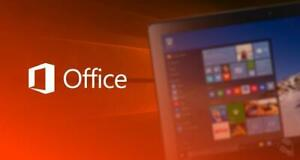 Microsoft Office 2016 Pro Plus - Bought but went to MAC
