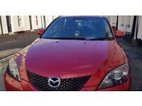 *QUICK SALE* Mazda 3 red Car