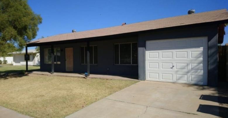 Phoenix Arizona Metro Area, Maricopa County, Pre-Foreclosure (Tax Lien)