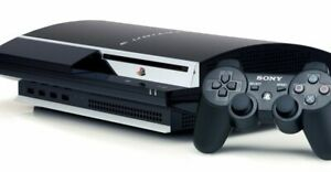 First generation PS3 with 2 controllers no games