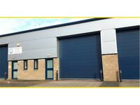 Workshop / Warehouse / Lockup / Storage unit to Let Rent Modern Commercial Space industrial Premises