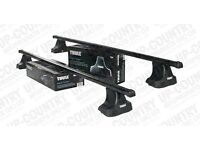 Thule rapid fit roof bars