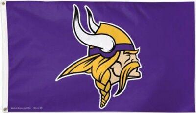 Flagge Hissflagge NFL Minnesota Vikings 90 x 150 cm Fahne ()