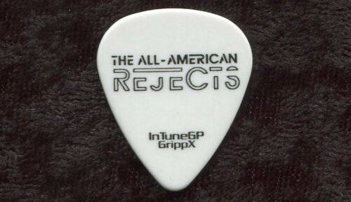 ALL AMERICAN REJECTS 2012 Kids Tour Guitar Pick!!! custom concert stage Pick #2