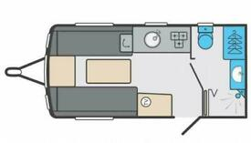 2022 Sprite Alpine 2 New Caravan