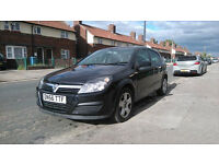 2007 vauxhall astra 1.4 twinport LOW MILES