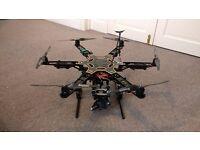 Hexacopter RTF