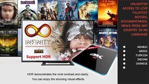 INFINITY H96 Pro IPTV 2GB ROM 16 GB RAM Octa-Core Processor Port Melbourne Port Phillip Preview