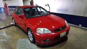 2000 Honda Civic Hatch back