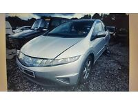 2008 Honda Civic #BREAKING all parts available