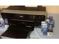 Epson Stylus Photo Printer R3000
