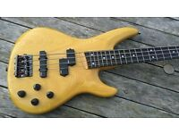 Yamaha RBX1000 Bass Guitar Made In Japan P/J, Top of The RBX Range 25 Years Ago.