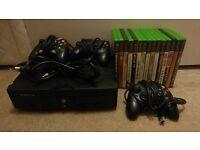 Original Xbox Bundle 15 Games, 3 controllers