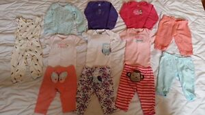 Carters Newborn Size Baby Clothes - All in New Condition - $45