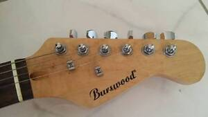 Burswood Electrical Guitar (Amp Included) (Right Handed) Yagoona Bankstown Area Preview