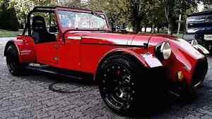 Lotus super Seven  caterham 1960 kit car