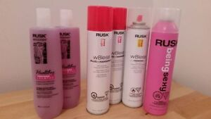 Brand new hair products
