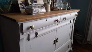 French Empire Sideboard