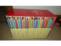 Enid Blyton set of 21 books - the Famous Five