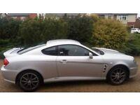 Hyundai coupe 1.6 needs power steering fixed