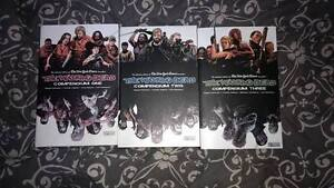 The Walking Dead Compendiums 1-3