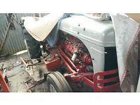 1950,s Ford Naa. V8 Flat Head