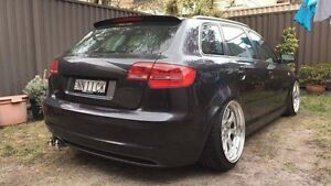 Audi A3 Idalia Townsville City Preview