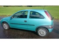 Corsa C for sale
