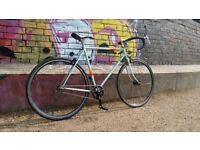 Peugeot Custom Fixed Gear Vintage Bicycle Single Speed
