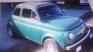 Fiat 500 - 1973 **** Look Abarth****