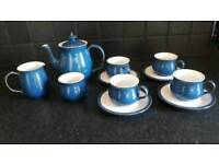 Denby imperial blue immaculate condition