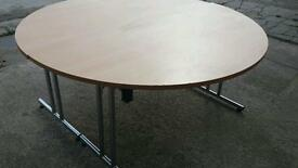Office/meeting/ conference tables - can be joint as one round table