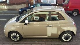 FIAT 500 – Colour Therapy 2013, Manual, 3dr/4 Seats, Petrol, Twin Air Turbo 875cc, Start/Stop.
