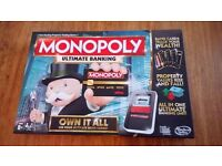 New Monopoly Ultimate banking