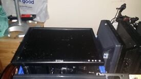 MONITOR 17 INCH TFT WITHOUT STAND OR LEADS