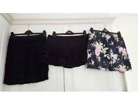 Cheap Black Skirts