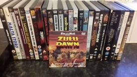 Collection of War Films.